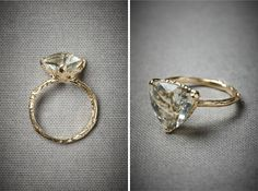 25 Unconventional + Affordable Engagement Rings via Brit + Co. Evergreen Hollow Ring ($770) (http://www.bhldn.com/shop-new/evergreen-hollow-ring)