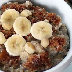 steel cut oats, overnight, steelcut oatmeal, coconuts, bananas
