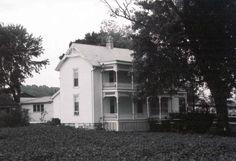 Kentucky farmhouse.
