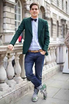 bowtie & blazer...everything but the shoes!