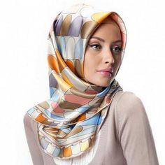 http://abayatrade.com How to be a pretty hijabi. Hijab fashion styles tutorials.