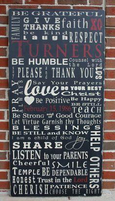 Amazing House Rules