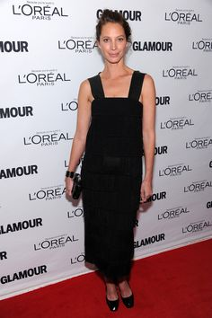 Meet Our (Unofficial) Glam Belleza Latina Woman of the Year: Christy Turlington Burns. She's gorgeous inside and out!