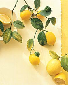 lemon yellow #TheInspiredTable