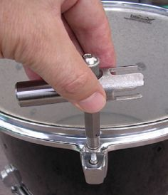 Wink Key - universal drum key for your rims.