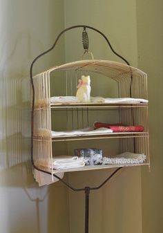 @Susan Forshey      -- Another birdcage idea...