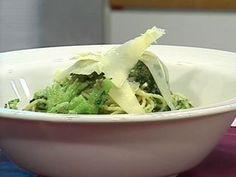 Spaghetti con broccoli ... por Narda Lepes