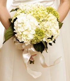 Perfect hydrangea bouquet