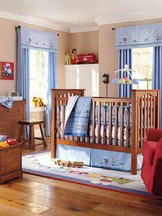 Baby Boy Nurseries