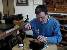 ▶ The Art Of Chasing And Repousse On Copper - YouTube