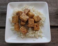 Maple Sesame Tofu