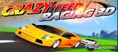 iOS Crazy Speed Racing 3D