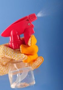 Nontoxic Virus/Bacterial Defense:  Make Disinfectant Sprays with Essential Oils