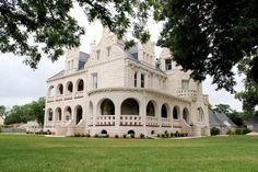 antonio texa, lambermont mansion