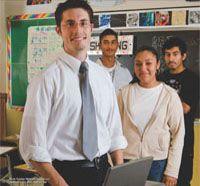 Texas School District Resources around SLO's.