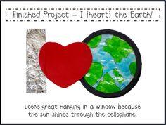 """I """"heart"""" Earth    Headband?"""