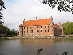 """Rosenholm Castle (Danish: Rosenholm Slot) is Denmark's oldest family-owned castle, and is one of the best-preserved complexes from the golden age of the manor house – from 1550 to 1630. Rosenholm Castle is founded in 1559 by the Danish nobleman Jørgen """"George"""" Rosenkrantz. His family are among the oldest and most famous in the Danish history."""