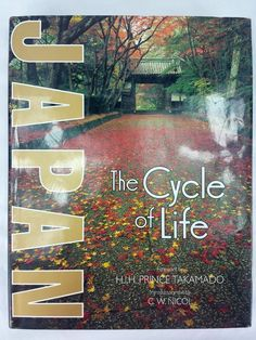 Japan The Cycle of Life Hard Cover