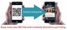 How QR codes work in Real Estate