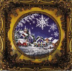 100105 Длинная зимняя ночь