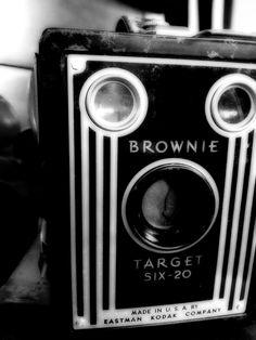Vintage camera(: