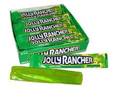 Jolly rancher sticks