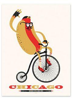 hot(dog)wheels