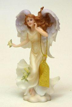 November Seraphim Angel