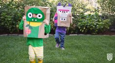 Happy Hallowee: New DIY Costumes | Wee Society