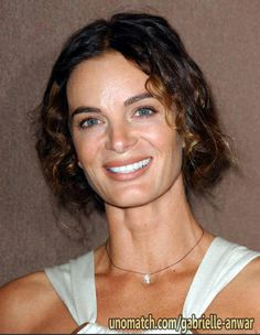 Gabrielle Anwar is known for her role as Margaret Tudor on The Tudors, for dancing the tango with Al Pacino in Scent of a Woman, and for her role as Fiona Glenanne on USA's Burn Notice.