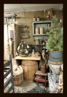 Christmas 2013 at Ye Country Mercantile!!] Best Year Ever!!!!!!! Thank you to all my Customers!