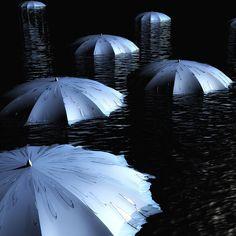 black-umbrellas-ipad-wallpaper.jpg (1024×1024)