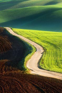 South Moravia | Czech Republic byKrzysztof Browko