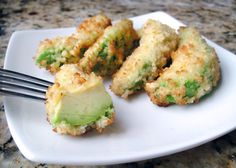 AVOCADO FRIES. - I want to try this!