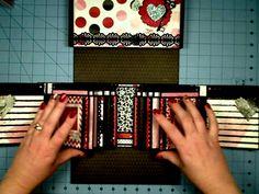 Bobunny Head Over Heels Valentine Boxed Gatefold Mini Album