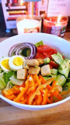 Yummy Yummy Sunday Salad!