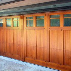 Arts crafts garage doors on pinterest garage doors for Arts and crafts garage