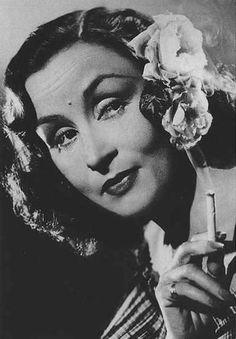Argentinian tango singer and actress Tita Merello