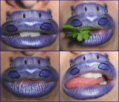 hippo lips
