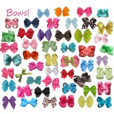 bow for little girls