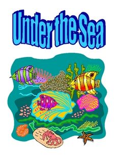 Looking for additional preschool activities, for your 'Under the Sea' lesson plan?  Well this file is filled with fingerplays, funny poems, simple ...