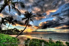 Maluaka Beach at the Maui Prince Resort  Randy Jay Braun Photography