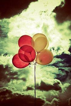 #sky #balloon