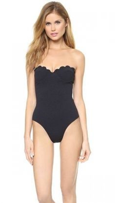 The Best One-Piece Swimsuits | theglitterguide.com