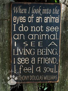 The Eyes Of An Animal Primitve Word Art by GoldieLooWoodworks, $26.00