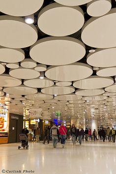 Munich - U-bahn metro Station