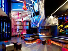 How trendy and chic is this Seattle hotel? seattl hotel