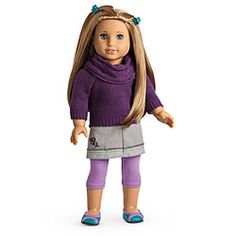 American Girl Doll McKenna   American Girl® Dolls: McKenna's School Outfit