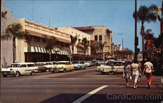 State Street Redlands California