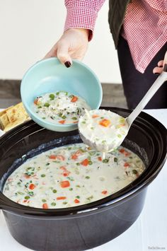 Cream of Turkey Soup